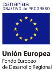 CANARIAS OBJETIVO DE PROGRESO - UNIN EUROPEA - Fondo Europeo de Desarrollo regional